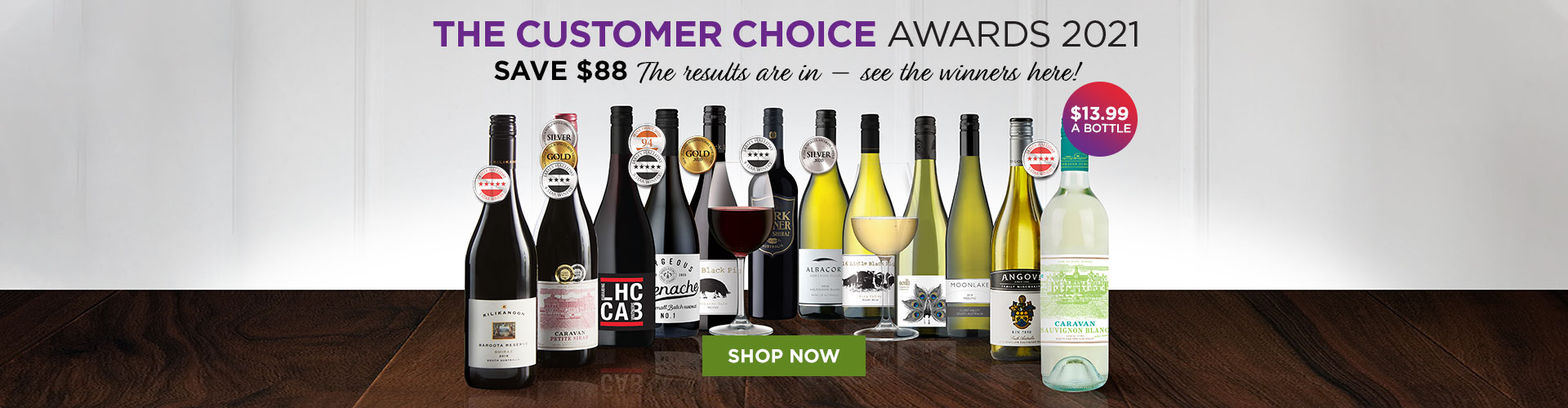 Customer Choice Awards