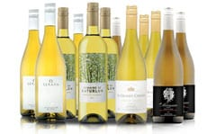 Fabulously Posh French Whites