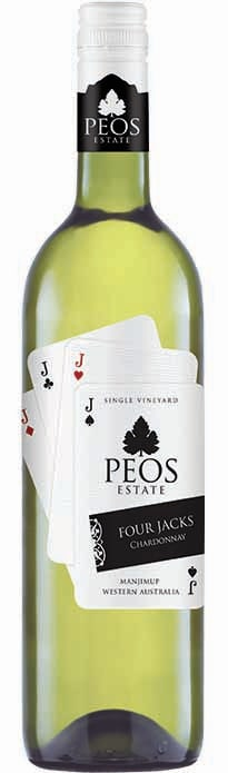 Peos Estate '4 Jacks' Manjimup Chardonnay